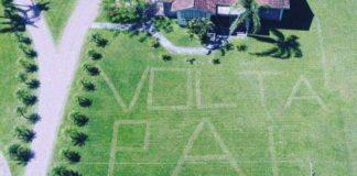 imagem feita pelo drone